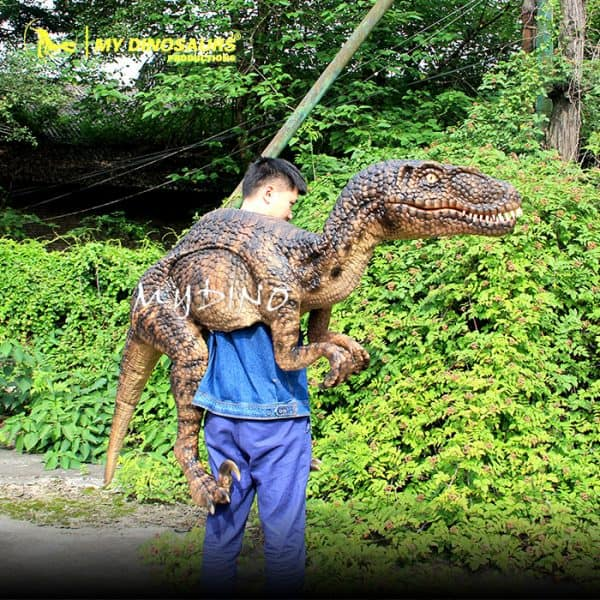 Velociraptor Puppet 2