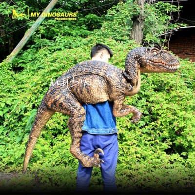 Velociraptor Puppet 3