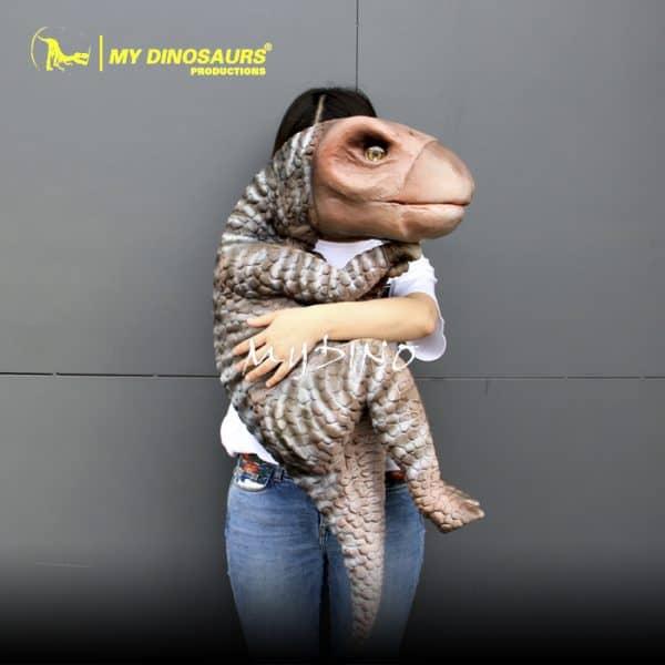 dinosaur puppet cartoon 1