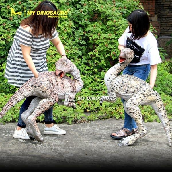 walking dinosaur puppet 1