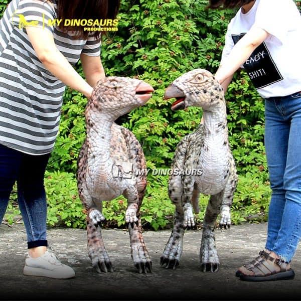 walking dinosaur puppet 2