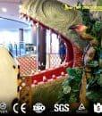 rex Dinosaur Head