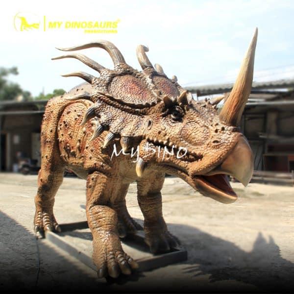 Animatronic dinosaur (2)