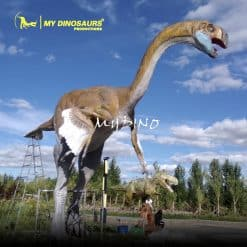Gigantoraptor 1