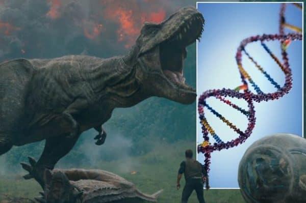 MAIN Return of the dinosaurs