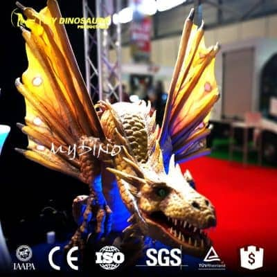 Animatronic Dragon 7 ADD028
