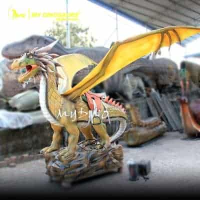 Animatronic Dragon Ride ADD030