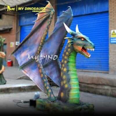 Animatronic Dragon for Sale ADD029