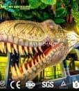 Restaurant wall decoration dinosaur head AD219