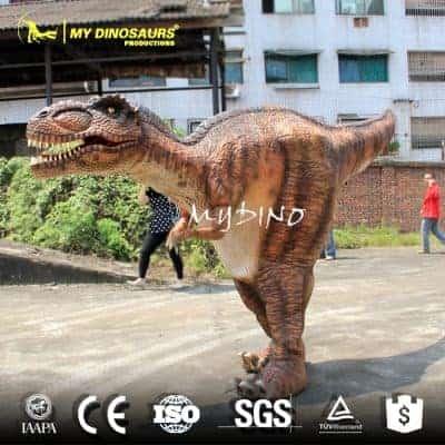Show Adult Dinosaur Costumes DC075
