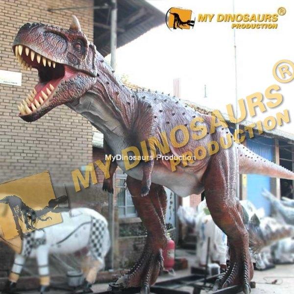Carnotaurus animatronic 1