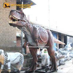 Carnotaurus animatronic