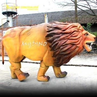 Lion costume 1