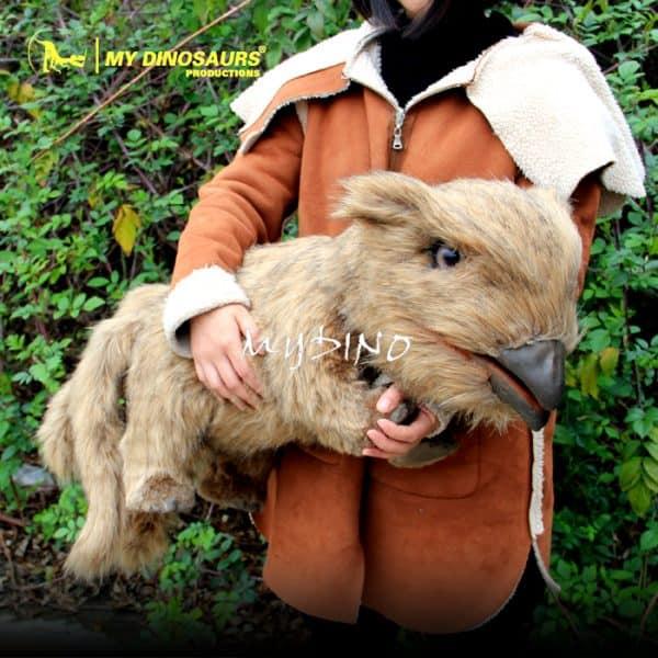 animal hand puppet