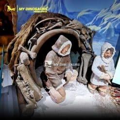 mammoth bones house