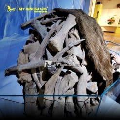 mammoth bones hut 1