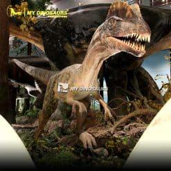 Animatronic Dinosaur Dilophosaurus