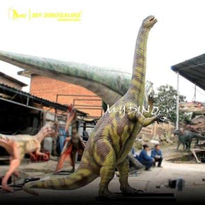 lufengosaurus model