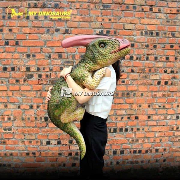 Parasaurolophus puppet 1
