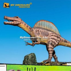 animatronics spinosaurus