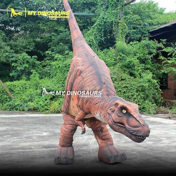 realistic dinosaur costume 1
