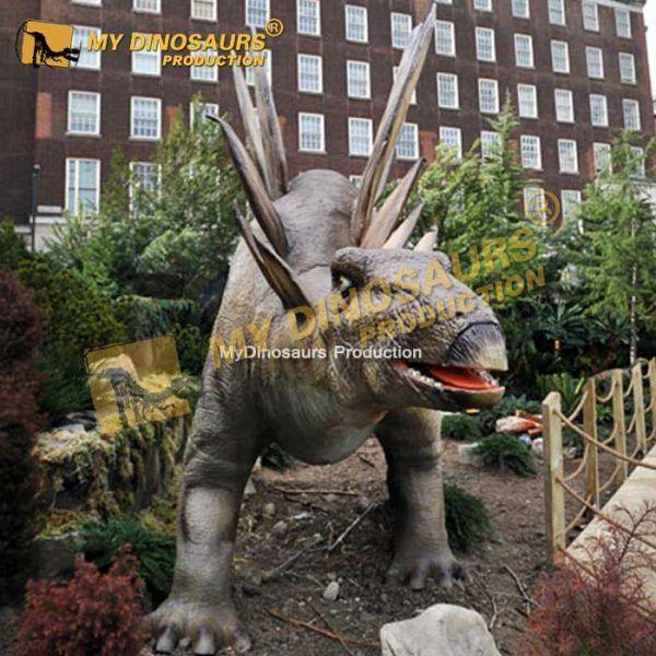 stegosaurus statue 1