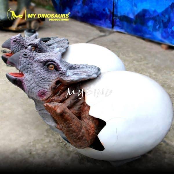 Baby dinosaur egg