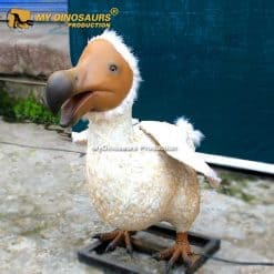 Dodo bird animatronics 1
