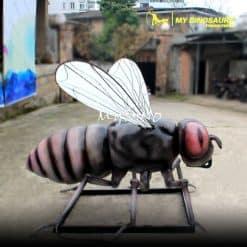 Giant bug fly