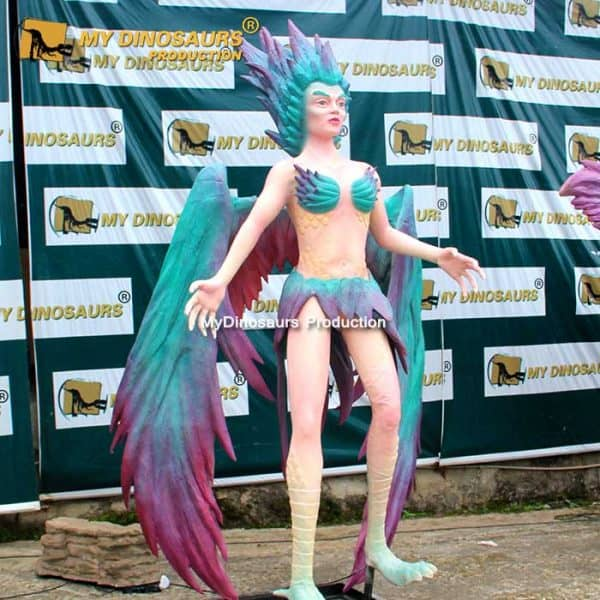 Mythological creature sirens 1