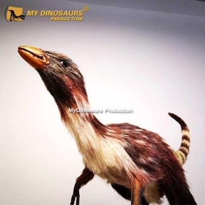 Sinosauropteryx statue 1