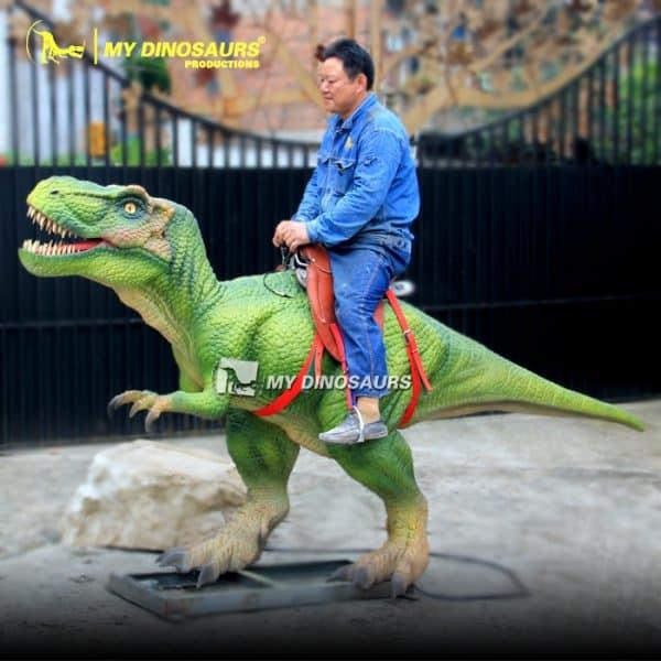 Trex ride 2