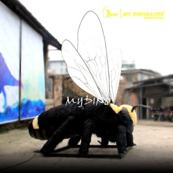 animatronic insect bee 1