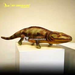 realistic Anthracosauria model