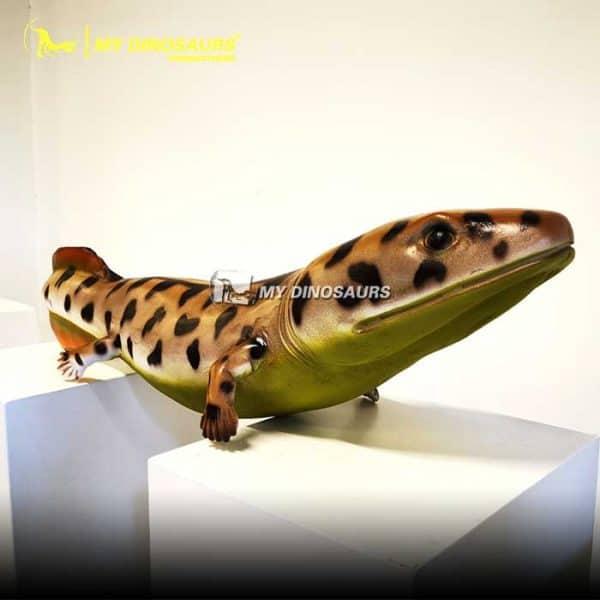 realistic Ichthyostega model 2