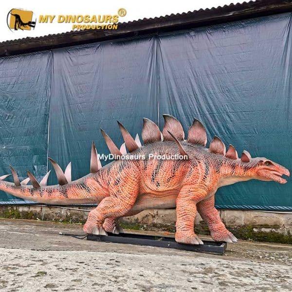 Realistic Kentrusaurs model 1