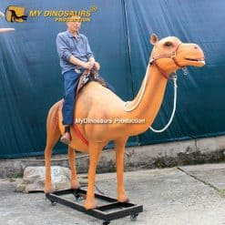 animatronic camel ride 2