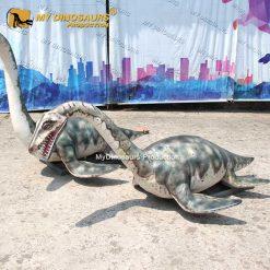 Animatronic plesiosaur 3