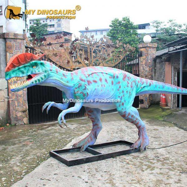 animatronics dilophosaurus