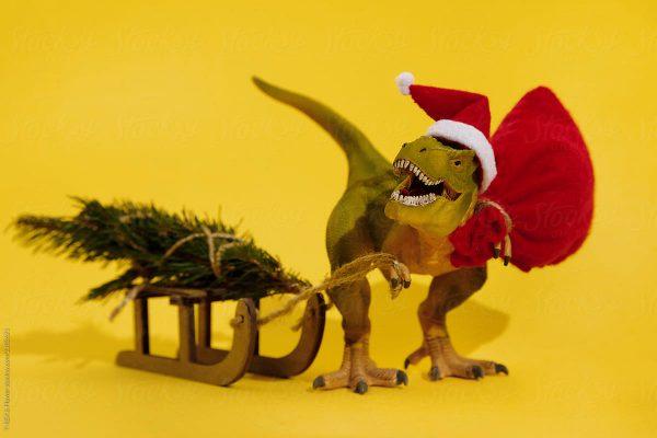 christmas dinosaur gifts