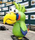 custom animatronic mascot 1