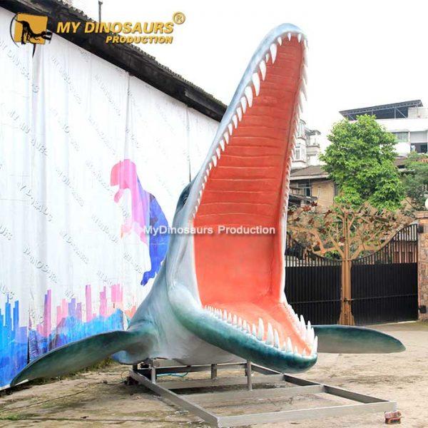 kronosaurus head 1