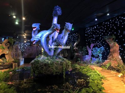 Greek mythical creatures exhibition 1