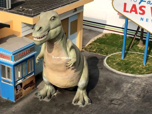 Dinosaur Amusement Parki in France 4
