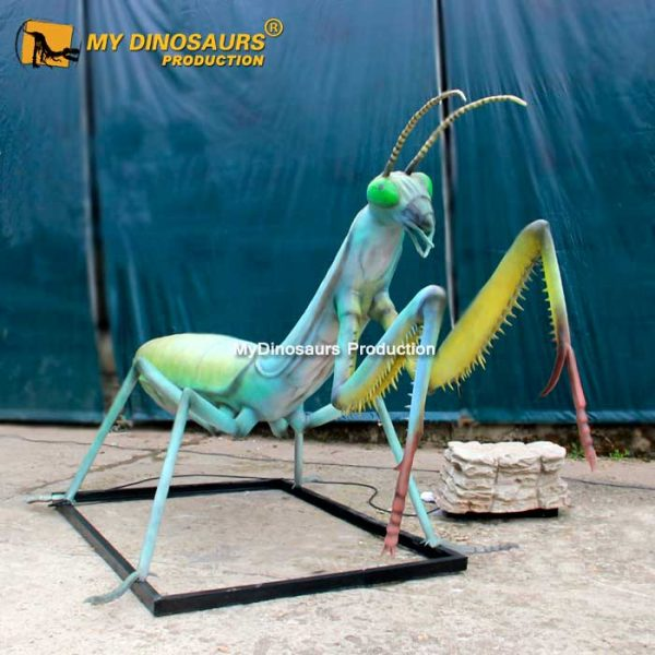 Animatronic mantis 2