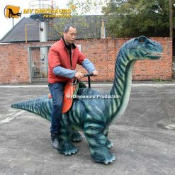 Walking dino ride