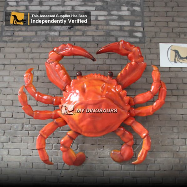 animatronic crab 1