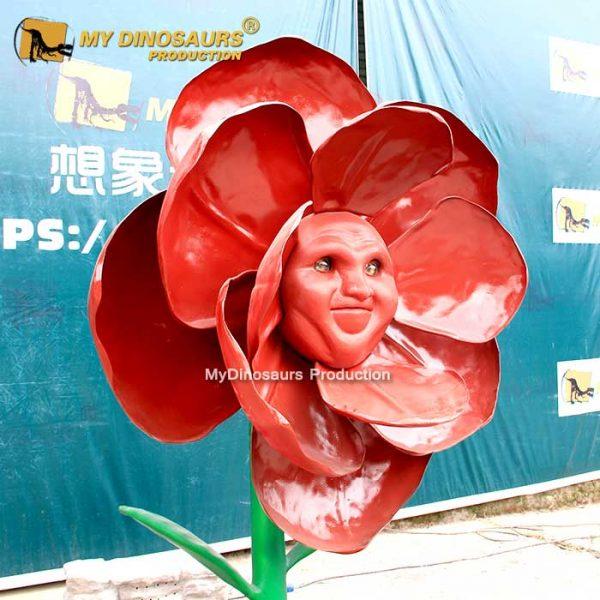 Animatronic Talking Flower