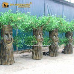 Animatronic Talking Tree 2