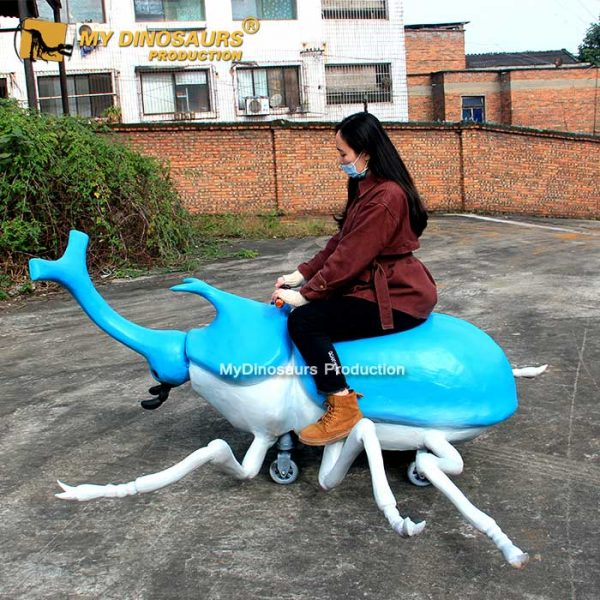 Bule Beetle Ride